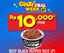 1 Personal Black Pepper 10k
