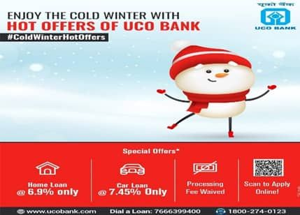 Cold Winters Hot Offers