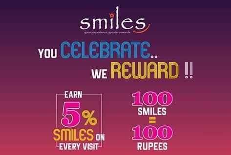 You Celebrate We Reward