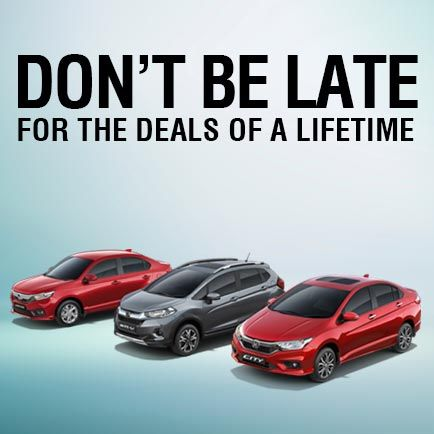 Don't Be Late For The Deals Of A Lifetime