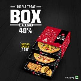 Triple Treat Box Veg