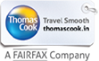 Thomas Cook, Tarnaka