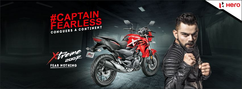 Visit our website: Hero MotoCorp - Sector 43B, Chandigarh