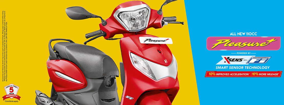 Visit our website: Hero MotoCorp - Bengali Square, Indore