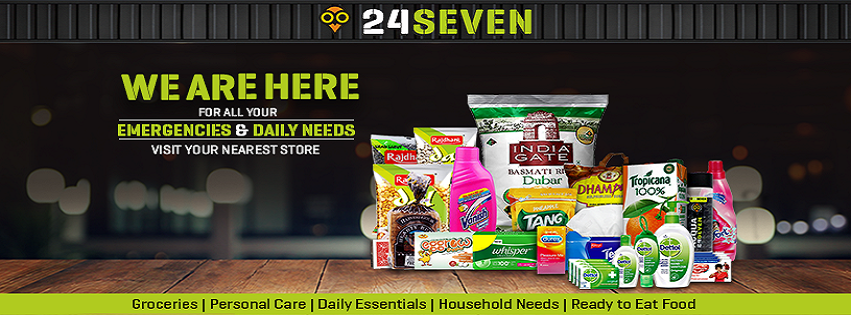 24Seven - MG Rd, Sector 22, Gurgaon