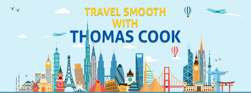 Visit our website: Thomas Cook Ltd - Kormangala, Bangalore