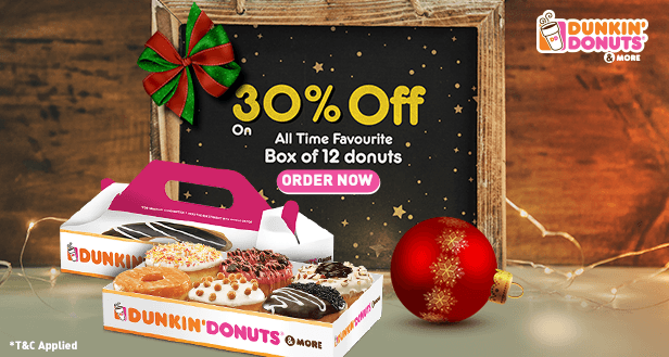 Visit our website: Dunkin' Donuts - Kukatpally, Hyderabad