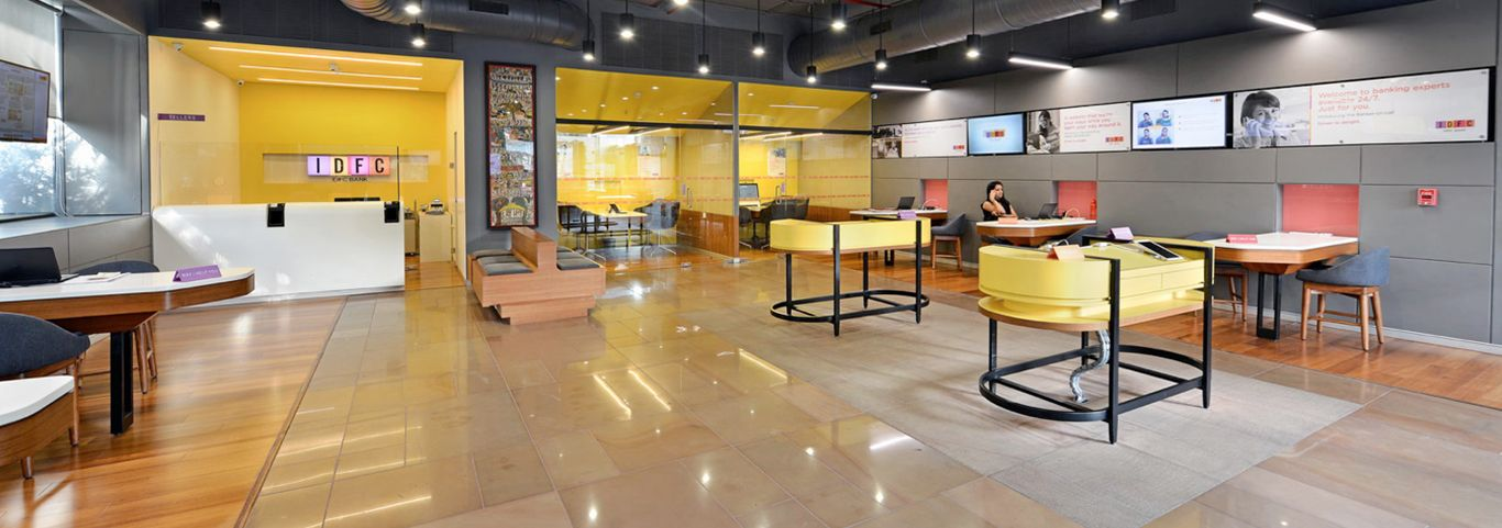 IDFC FIRST Bank - Rajouri Garden, New Delhi