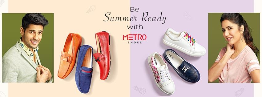 Visit our website: Metro Shoes