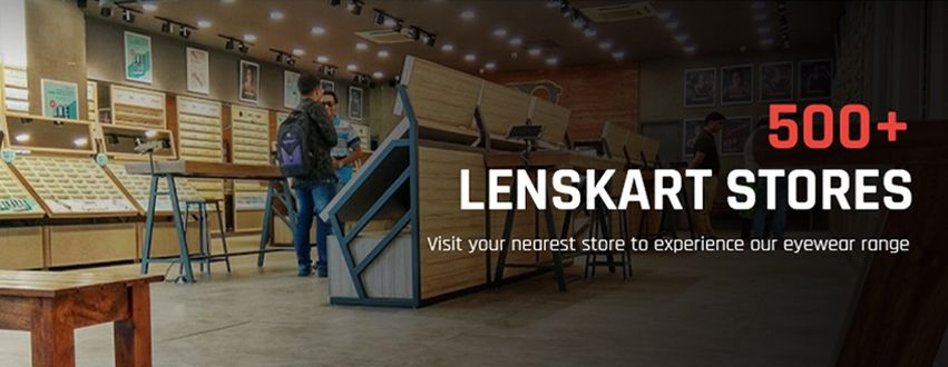 Visit our website: Lenskart.com - crown-interiorz-mall, faridabad