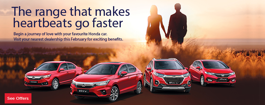 Visit our website: Honda Cars India Ltd. - faizabad