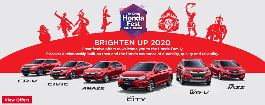 Visit our website: Honda Cars India Ltd. - jammu