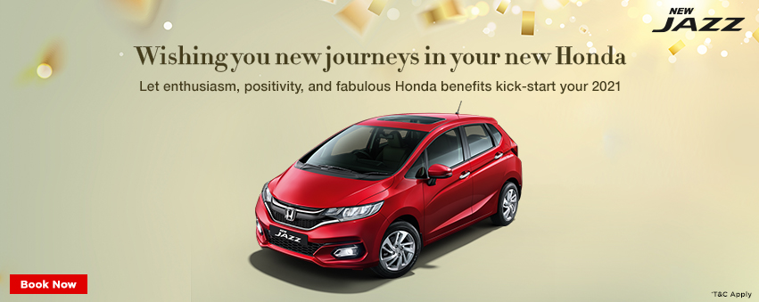 Visit our website: Honda Cars India Ltd.