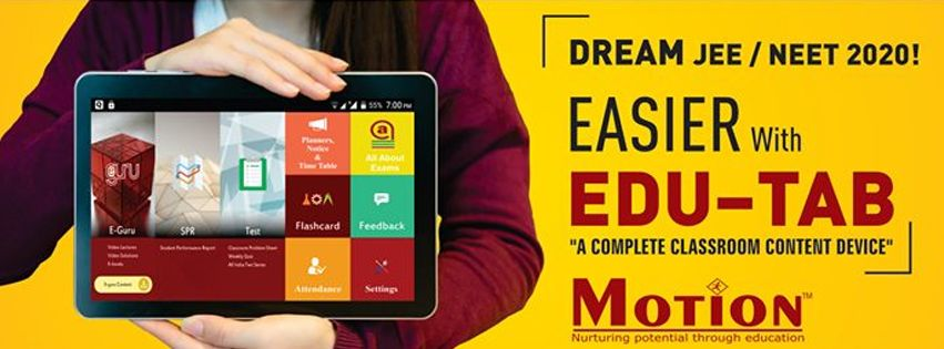 Visit our website: Motion Education Pvt. Ltd. - Rajeev Gandhi Nagar, Kota