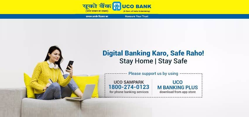 UCO Bank - Rohini, Sector 7, New Delhi
