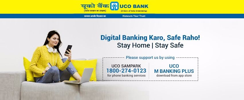 UCO Bank - Saket, New Delhi