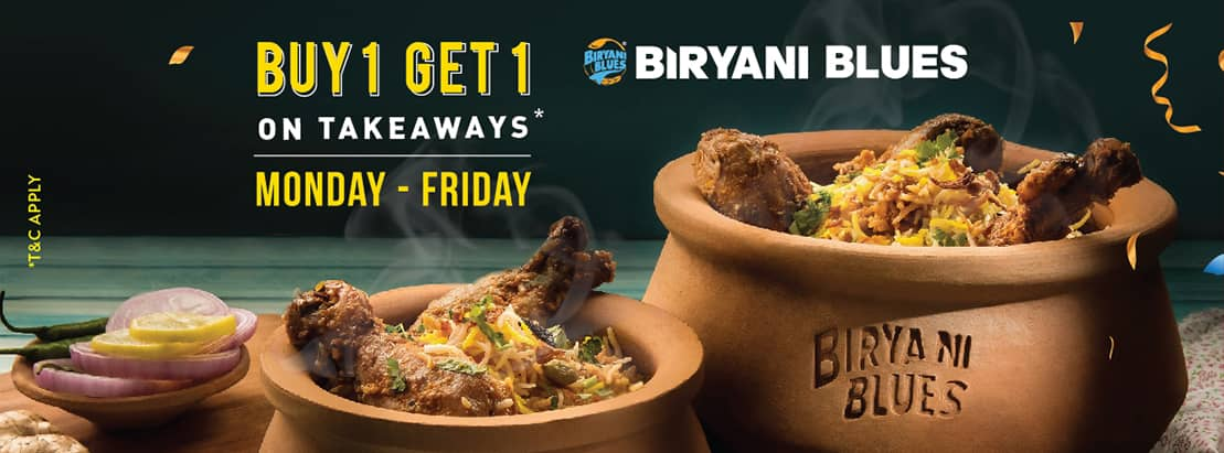 Visit our website: Biryani Blues - sector-21, gurgaon