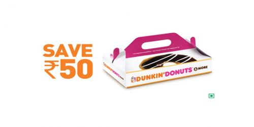 Dunkin' Donuts - Connaught Place, New Delhi